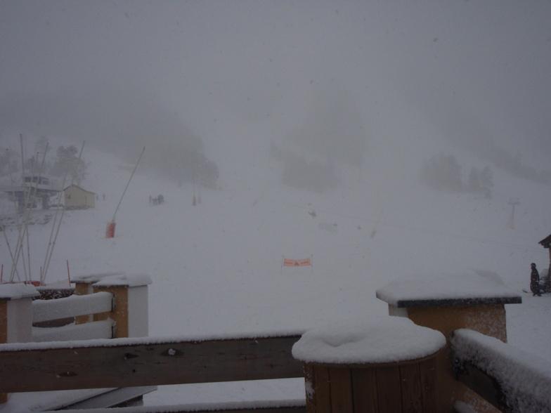 Espot Esquí esta mañana