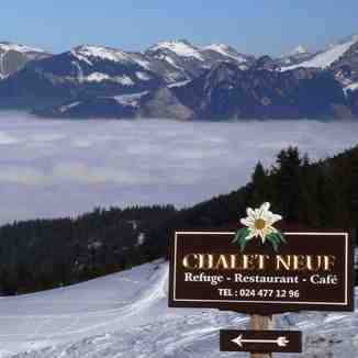 A drink before heaven, Chatel