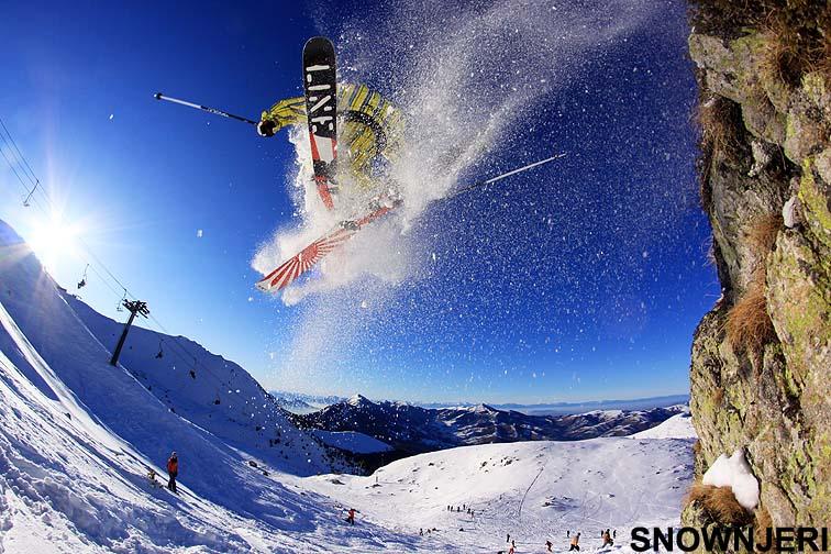 Backfire skier, Brezovica