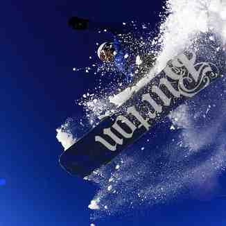 Ultra blue skie boarder, Brezovica
