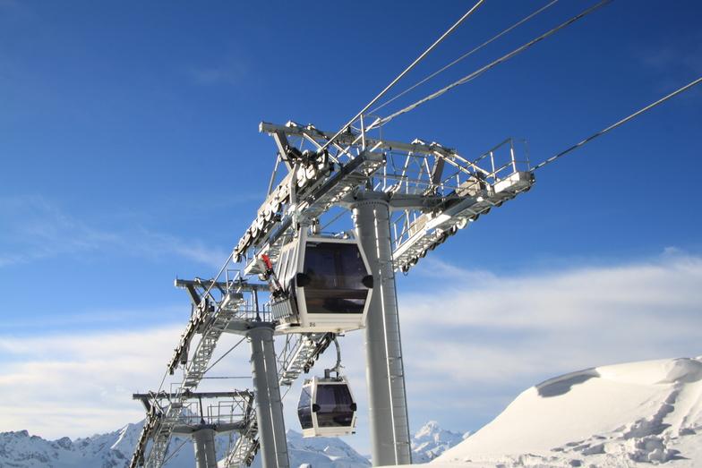 Mir station, Mt Elbrus