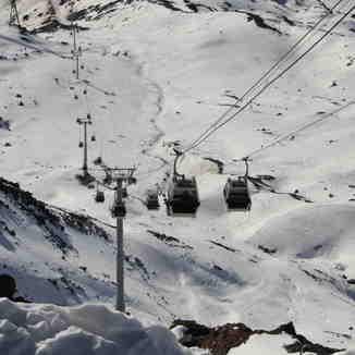 Mir - St.Krugozor, Mt Elbrus