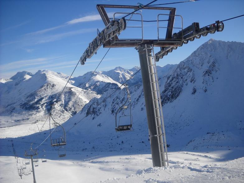 Snow forecast snow reports snow conditions - Webcam porte puymorens ...