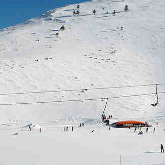 Snow Park Kalavrita ski resort, Kalavryta Ski Resort