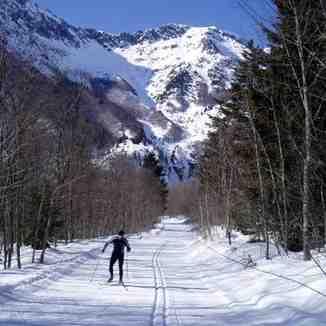 col d'Ornon XC trails, Col d' Ornon