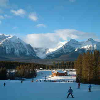 Jan 2006, Lake Louise