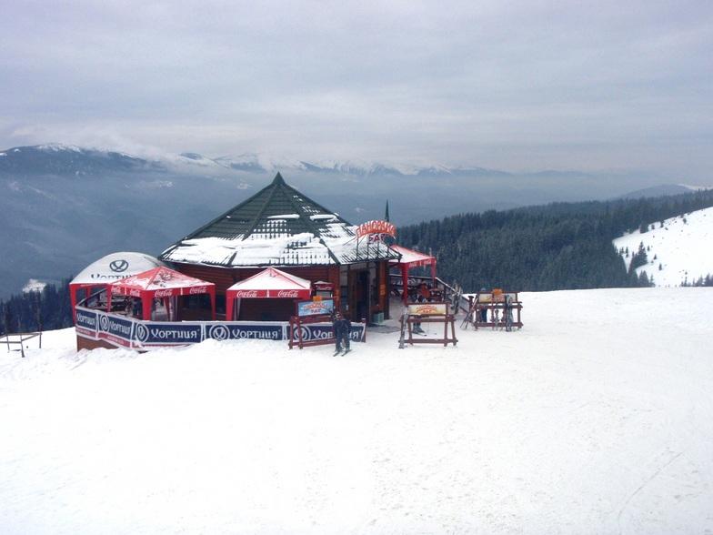 Panorama Bar, Bukovel