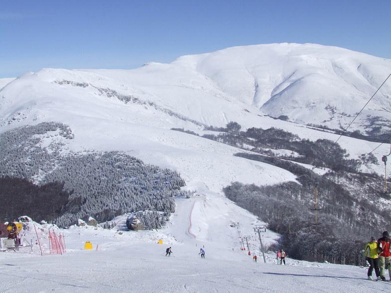 Stara Planina/Babin Zub snow