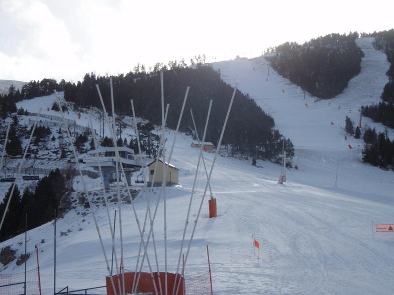 Espot Esquí snow