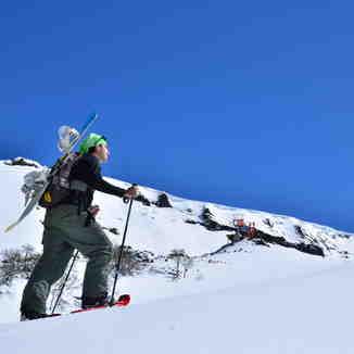 caminando Noviembre 2011, Nevados de Chillan