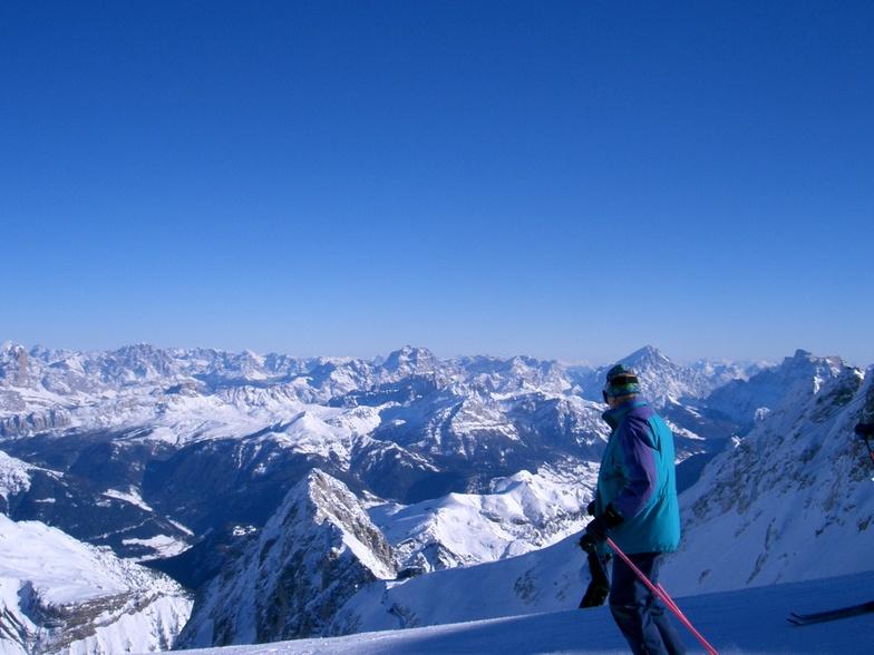 The Dolomites, Arabba