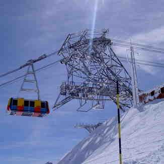 Bergstation Cime de Caron, Val Thorens