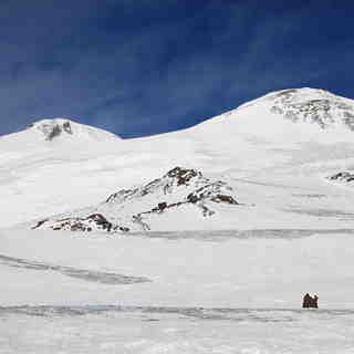 Mount Elbrus Snow