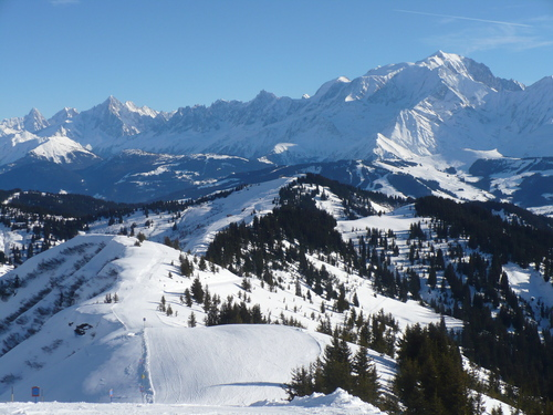 La Giettaz Ski Resort by: Sally Staveley