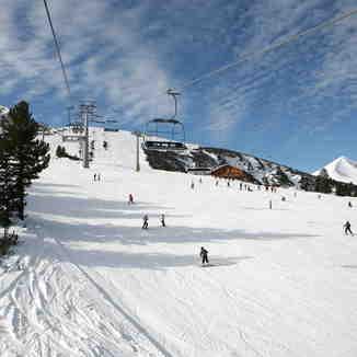 Plato slopes, Bansko