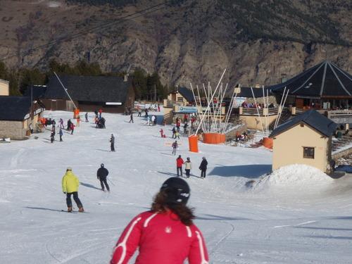 Espot Esquí Ski Resort by: Ricard Palou