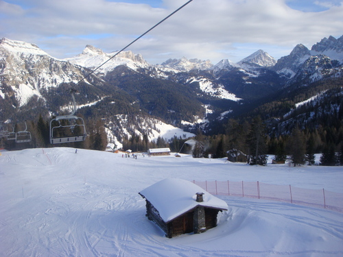 Civetta Ski Resort by: GABRIEL A.