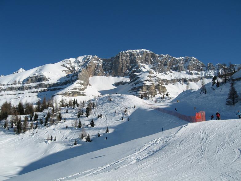 Madonna di Campiglio snow