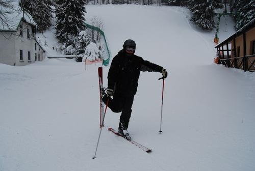 Špindlerův Mlýn - Svatý Petr Ski Resort by: Darius