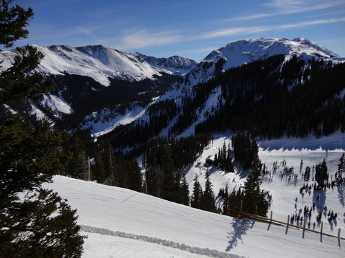 Taos Ski Resort by: Tom