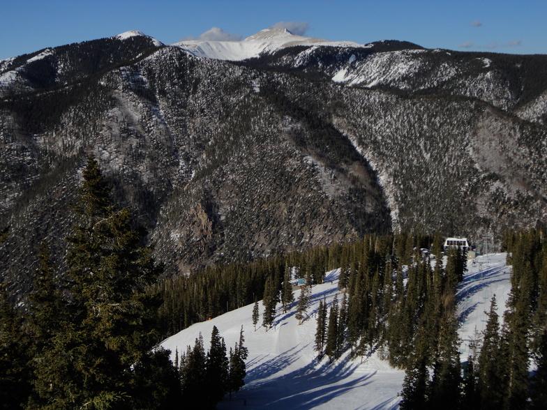 Taos snow