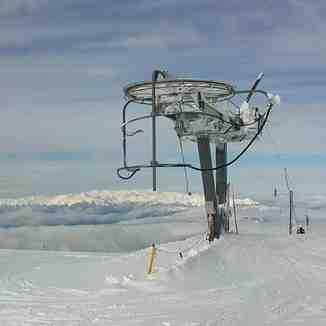 ski lift Periklis KELARIA PARNASSOS mt, Mt Parnassos-Kelaria