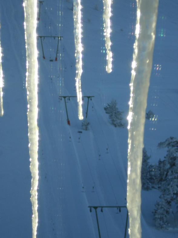 Buzlar, Kartalkaya
