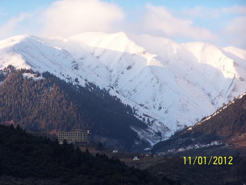 Timfristos mountain - Karpenisi