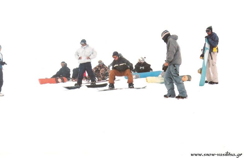 Snow Vasilitsa