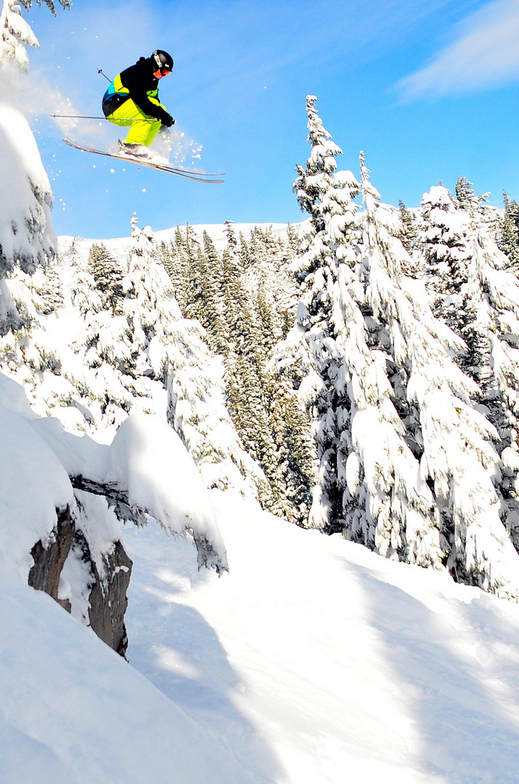 Opening day at Meadows!, Mt Hood Meadows