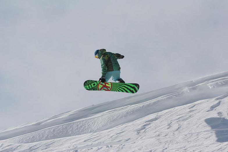 Air on Cascade, Mt Hood Meadows