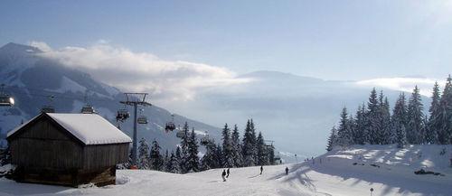 Brixen im Thale Ski Resort by: Finn Ryborg