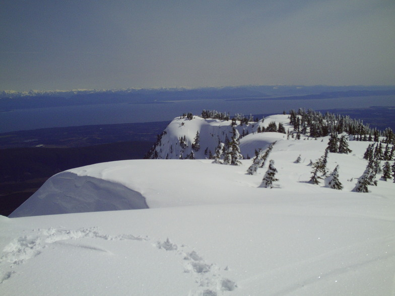 been here?, Mount Washington