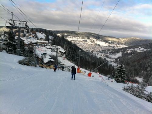 Gérardmer Ski Resort by: clement