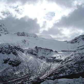 Rettenbach Glacier, Sölden
