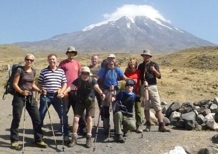 Mount Ararat meltback in August, Ağrı Dağı or Mount Ararat