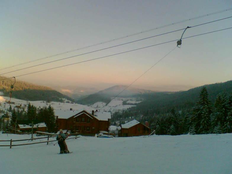 Oryavchik snow