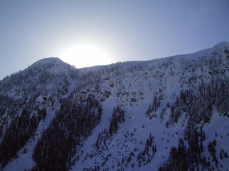 9k easy way, Mount Washington