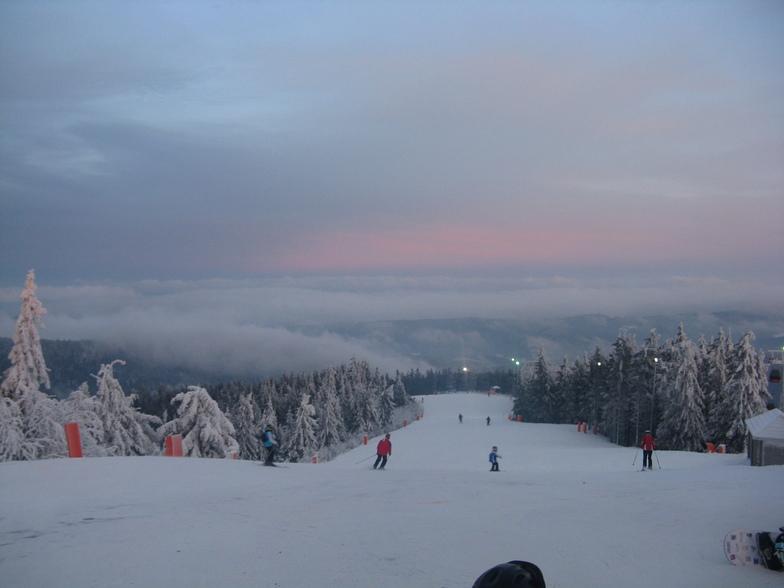 View from Jaworzyna, Jaworzyna Krynicka