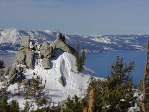Lake Tahoe, Tahoe Donner photo