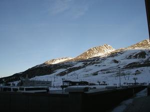 Centre of Passo Tonale photo