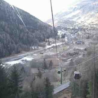 Lift up to Passo Tonale, Ponte di Legno