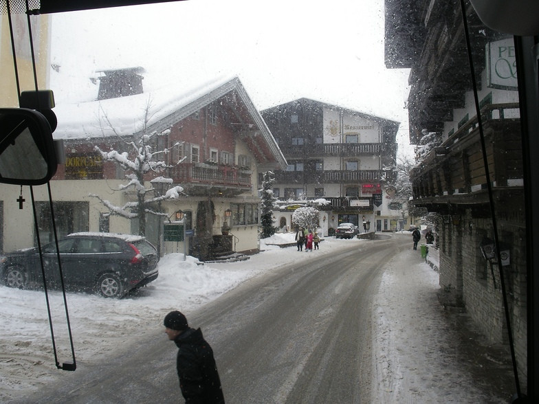 main street of Westendorf