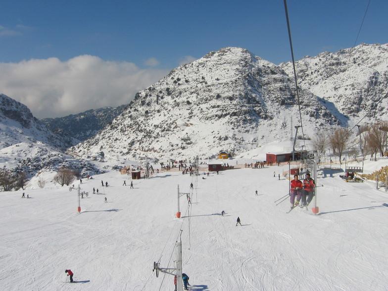 laklouk ski resort, Laqlouq