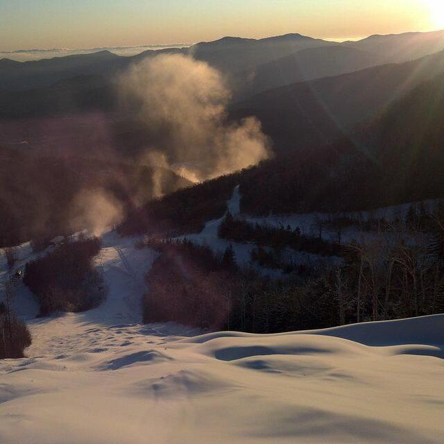 Victoria bumps, Whiteface Mountain (Lake Placid)