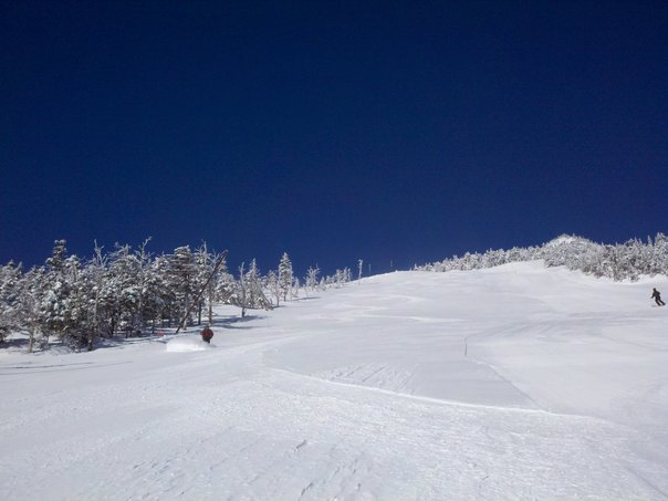 Skyward, Whiteface Mountain (Lake Placid)