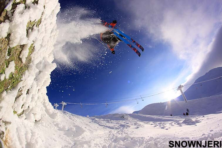 Brezovica snow