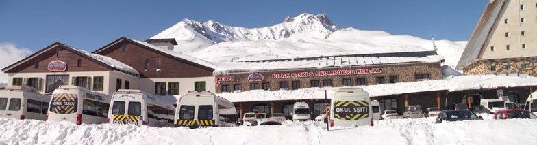 erciyes arlberg cafe ski& snowboard ,kite rental, Erciyes Ski Resort