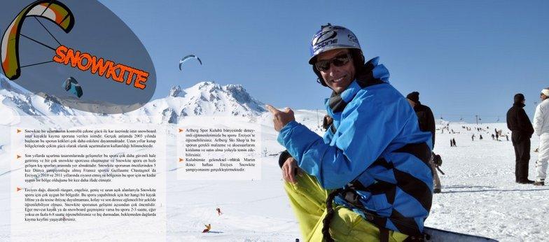 erciyes arlberg cafe ski,snowboard &snow kite center, Erciyes Ski Resort