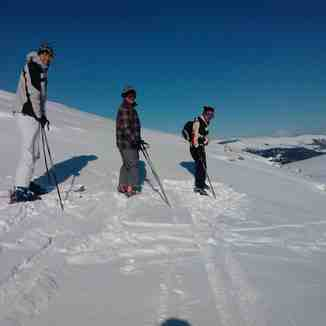 halastra team off piste  always alpine ski, Seli